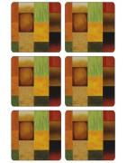 Coasters, Melamine, Corkbacked, Hardboard, Silicone & More