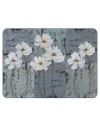 Classic Cork Backed, Hardboard Placemats by Leading Brands