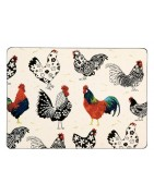 Ulster Weavers Cork Backed Placemats and Coasters